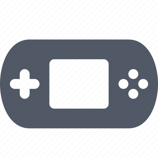 console, device, entertainment, game, multimedia, play, portable icon