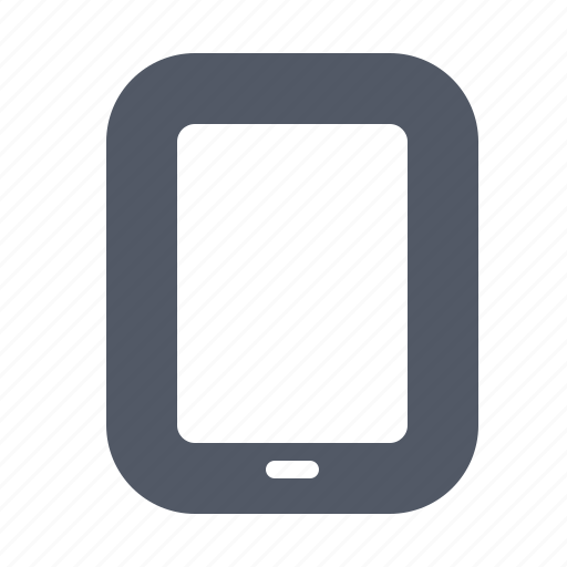 device, mobile, multimedia, portable, tablet icon