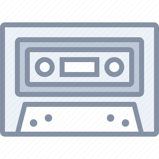audio, cassette, multiemdia, music, player, record, sound icon