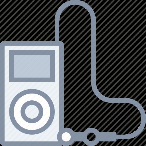 apple, audio, ipod, mp3, multimedia, music icon