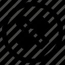 close, delete, multimedia, remove icon
