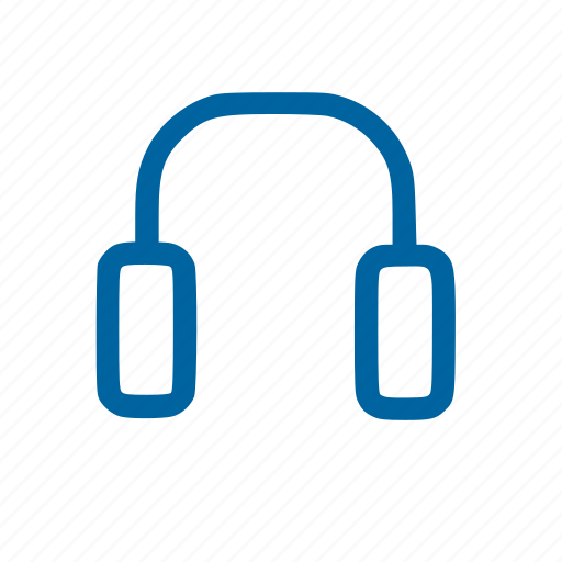 headphones, listen, music, sound icon