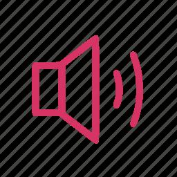 highvolume, sound, speaker, volume icon