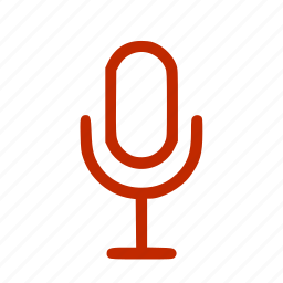 microphone, music, recording, sound icon
