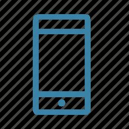 computer, mobile, mobilephone, portable icon