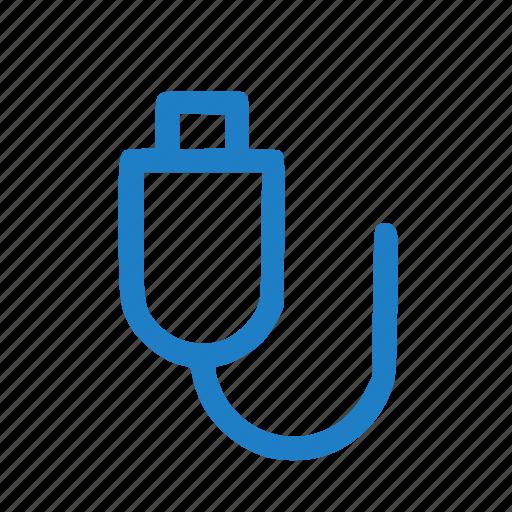 digital, storage, usb icon
