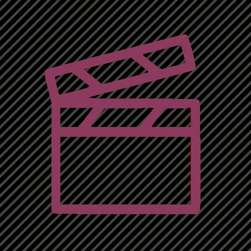 movies, series, video icon