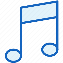 multimeda, music, note icon