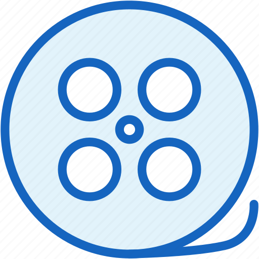 multimeda, tape, video icon