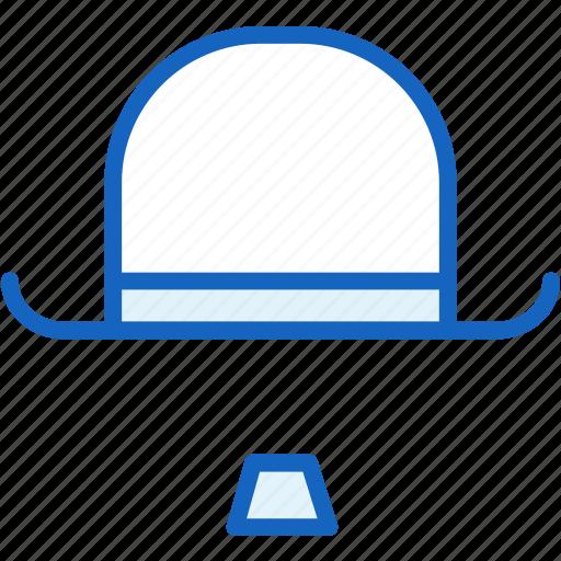 chaplin, hat, multimeda icon