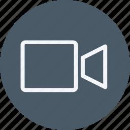 camera, instrument, media, multimedia, photo, photography, video icon