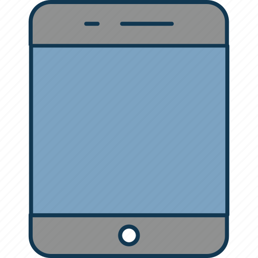cell phone, computer tablet, mobile phone, smartphone, tablet, tablet pc icon