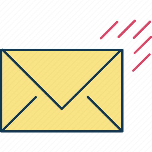 email, email sent, mail, message, outbox, outgoing email icon