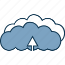 cloud data transfer, cloud data transmission, cloud transfer, cloud upload, cloud uploading icon