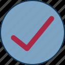 check mark, check sign, checkbox, tick, tick mark icon