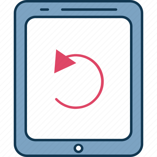 computer tablet, ipad, mobile phone, smartphone, tablet, tablet pc icon