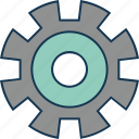 cogwheel, configuration, gear wheel, mechanism, setting icon