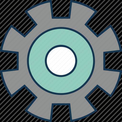 cogwheel, configuration, gear wheel, mechanism, setting icon