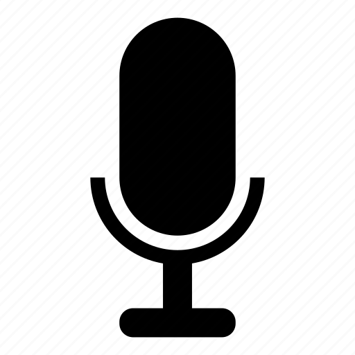 audio, microphone, record, speak, voice icon