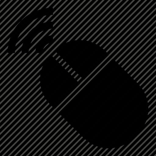edv, it, mouse, wireless icon