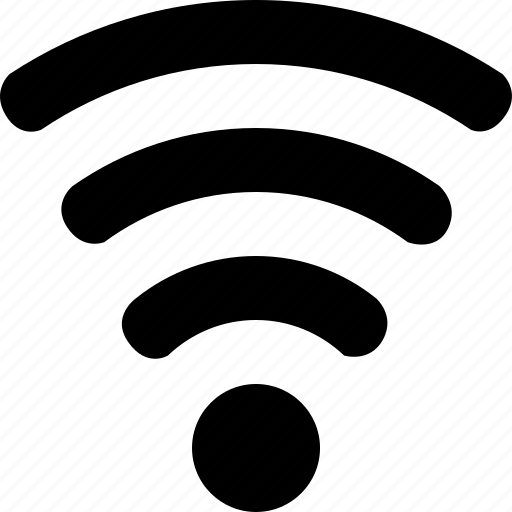 Connection, high, internet, signal, wifi, wireless icon ...