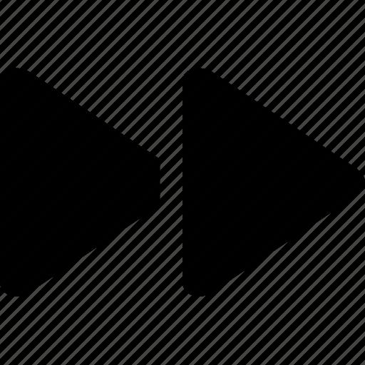 audio, forward, video icon