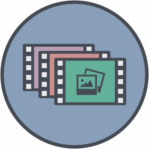 animation, film, making, media, movie icon
