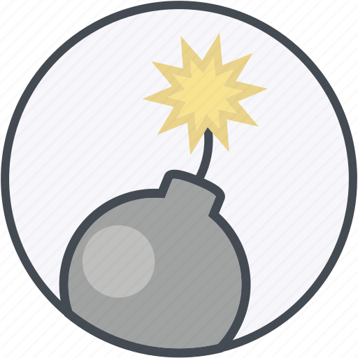 dynamite, explosion, war, weapon icon