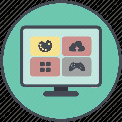 app, application, development, games, web icon