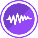 audio, play, sound, voice icon