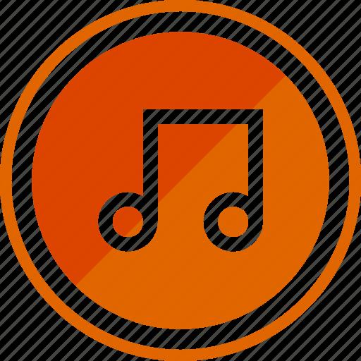 audio, music, note, sound, virtuoso icon