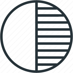 adjustment, multimeda, white icon