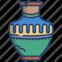 ancient, jar