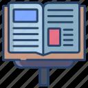 guide, book