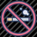 no, smoking, zone