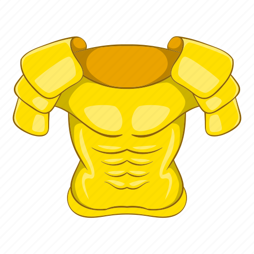 Armor, cartoon, knight, medieval, metal, object, sign icon - Download on Iconfinder