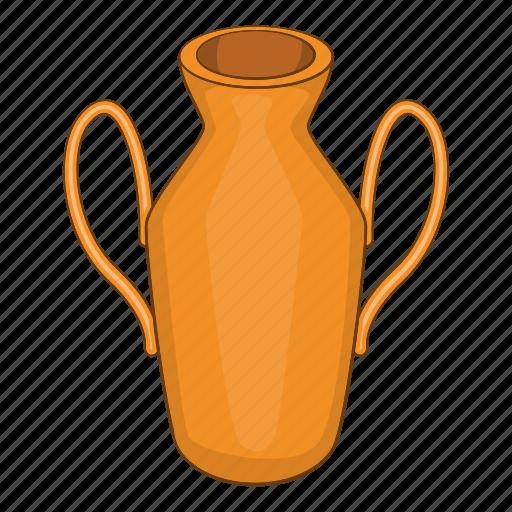 Cartoon, ceramic, jug, object, pot, sign, vase icon - Download on Iconfinder