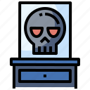 anatomy, dangerous, dead, education, poisonous, signs, skull icon