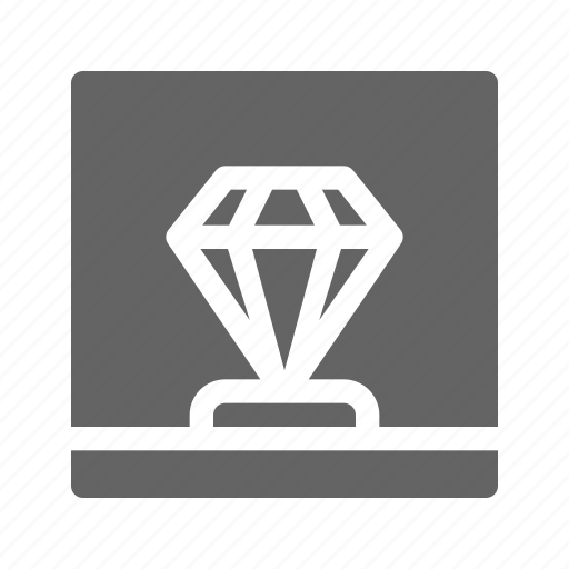 Diamond, jewel, luxury, ruby icon - Download on Iconfinder