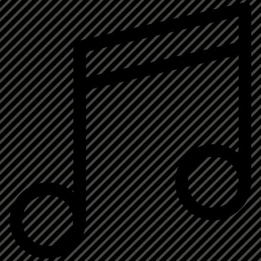 Audio, music, ringtone, tone icon - Download on Iconfinder