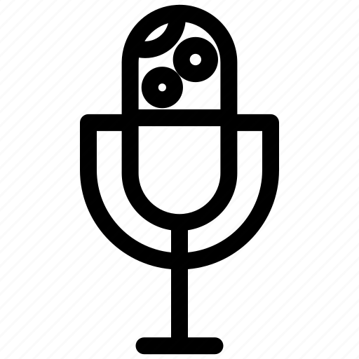 louder, mic, microphone, voice icon