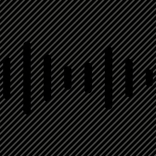 Beats, music, waveform, waveforms icon - Download on Iconfinder