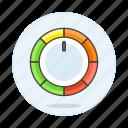 1, audio, control, dj, gain, knob, music, volume icon