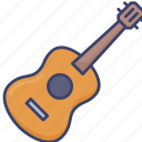 acoustic, entertainment, guitar, instrument, music, musical