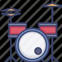 drum, drums, entertainment, instrument, music, musical
