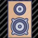 audio, device, electronic, sound, speaker, volume