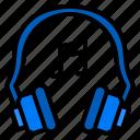 headphone, music, audio, sound, multimedia