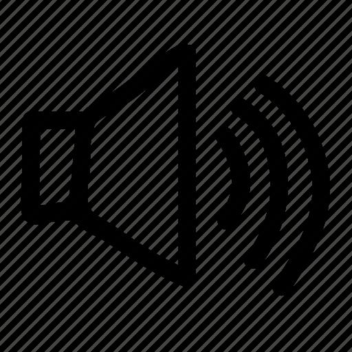 music, playback, sound, volume icon