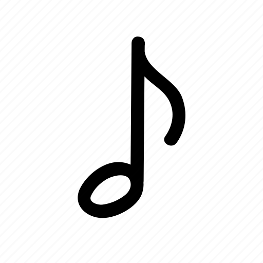 melody, music, music note icon