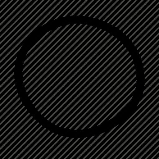 circle, mic, microphone, music, playback, record, recording icon